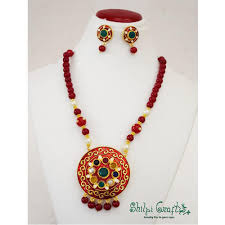 colored necklace set images Multi colored golden artificial jewellery set rs 320 set id jpg
