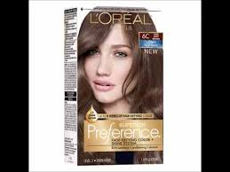 cool light brown hair color l oreal paris superior preference fade defying color shine system