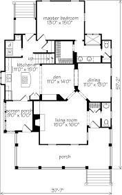 gresham creek cottage moser design group southern living house