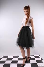spodnica tiulowa spódnica tiulowa pavlova czarna spódnice pakamera pl