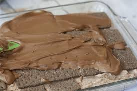 low fat double chocolate eclair icebox cake recipe close to home