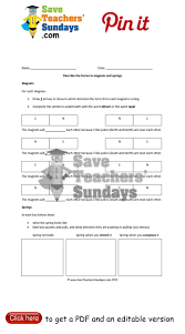 Balanced Forces Worksheet 33 Best Year 5 Forces Lesson Plans Worksheets And Teaching