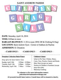 garage sale flyer 2016 nice addison garage sale 2 clotheshops us