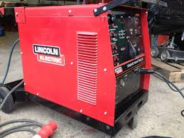 lincoln electric square wave tig 275 ac dc welding machine