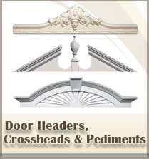 Exterior Door Pediment And Pilasters Pilasters Door Pilasters Door Headers