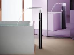 mem floor standing bathtub tap by dornbracht design sieger design