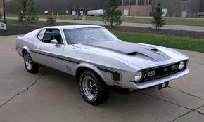 72 mustang coupe 1972 mach 1