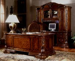 Michael Amini Furniture Used Excelsior Office Collection