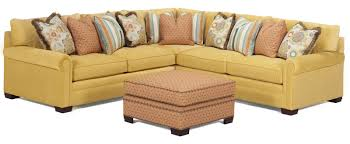 Yellow Sectional Sofa Cohen Sectional 8200 Ohio Hardwood Furniture