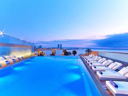 hotel barcelone avec dans la chambre hôtel w barcelona réservez votre séjour en ligne avec oovatu