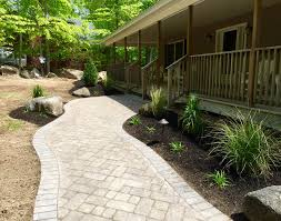 Pictures Of Stone Walkways by Stone Walkways Landscaping Stone Walls Stone Patios