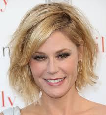 julie bowen messy cut julie bowen short hairstyles lookbook
