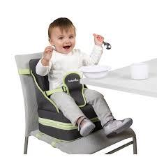 siège réhausseur bébé babymoov réhausseur nomade up go gris et vert anis achat