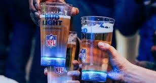 bud light touchdown glass app the aussie innovators lighting up super bowl 2018