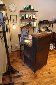 salon front desk furniture best 25 small reception desk ideas on pinterest salon beauty chairs