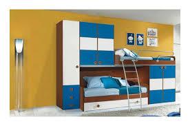 chambre coucher enfant chambre à coucher pour avec deux couchages modèle lucas