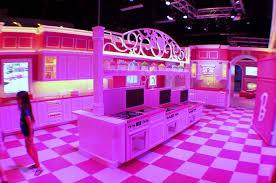 u0027s size replica barbie u0027s dreamhouse opens