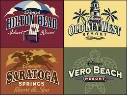 disney vacation club resorts logo mickeys disney