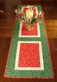 christmas table runner placemats