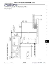 nissan maxima model a35 series 2013 service manual pdf repair