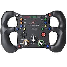 gaming steering wheel amazon com steelseries simraceway srw s1 gaming steering wheel