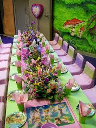 tinkerbell party ideas tinkerbell birthday party table idea the fresh