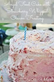 strawberry sparkle cake recipe sparkle cake angel food cakes