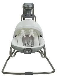 Amazon Baby Swing Chair Amazon Com Graco Duet Oasis With Soothe Surround Baby Swing