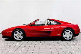 348 ts price 1991 348 ts targa 195765