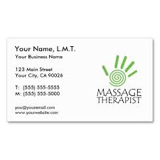 Massage Therapy Business Cards 22 Best Business Cards For Massage Therapists Images On Pinterest