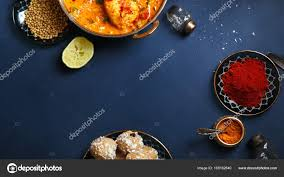 composition cuisine indian cuisine on diwali stock photo asinskki 169162640