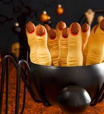 eggless spooky witch finger cookie recipe perfect halloween