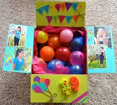 balloons in a box best 25 balloon box ideas on gender reveal box baby