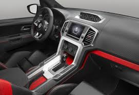 Raptor Truck Interior Amarok Rstyle Concept Is Vw U0027s Attempt At Building A Raptor Truck
