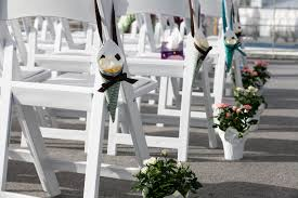 chair decorations for weddings wedding chair decorations ideas