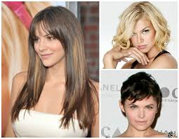 triangle and rectangular face hairstyle female how to choose a haircut that flatters your face shape