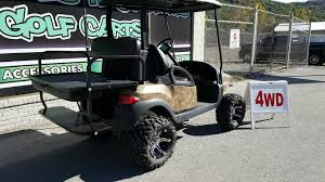2009 4wd electric club car precedent golf cart sold easy does