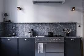 monochrome kitchen inspiration nordicdesign