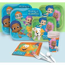 bubble guppy party pack walmart com