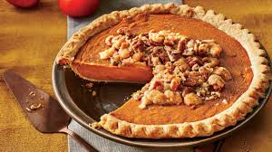 persimmon pie with pecan streusel recipe pecans southern living