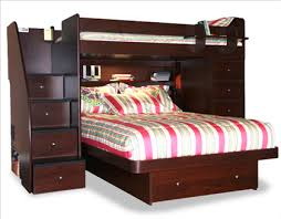 Good Looking Twin Over Full Bunk Bed With Stairs Full Over Bunk - Full bunk bed with stairs