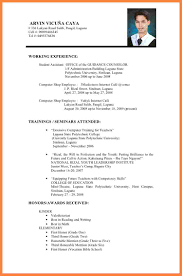 Jobs Resume Pdf by Job Resume Pdf Format 28 Resume Templates For Freshers Free