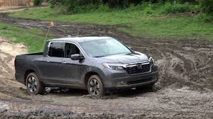 honda truck lifted 2017 honda ridgeline offroad youtube