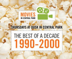 free movies in central park in atlantic station live life half price