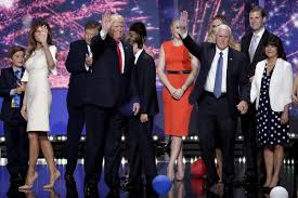 The Trump Family by My View Trump U0027s Family Values Are Utah U0027s Values Deseret News