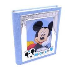 Mickey Mouse Photo Album Disney Albums M B Argenti Di Muscariello A U0026 C S A S