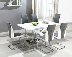 glass cover for dining table beautiful dining table best wood for farmhouse 6 high gloss glass