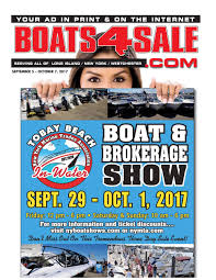 seotember 5 2017 boats 4 sale magazine by boats4sale com media