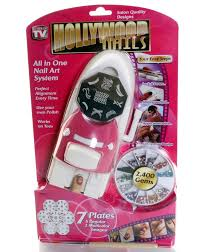 nail design kit as seen on tv