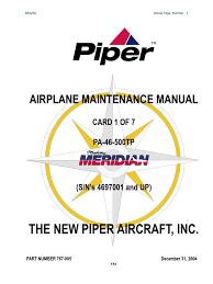 manual de manutenção landing gear valve
